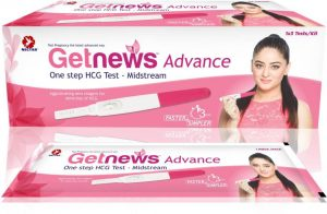 7. NECLIFE GetNews Advance Pregnancy Test