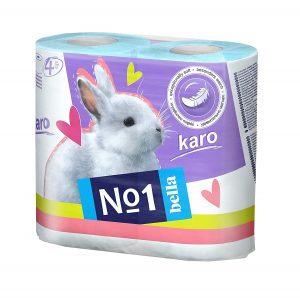 7. BELLA NO 1 Karo Toilet Paper