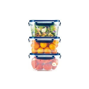 4. CIMELAX Korea Original Airtight Food Storage