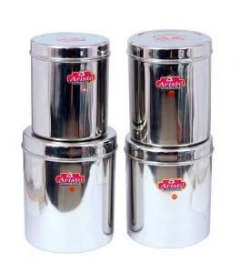 5. Stainless steel jumbo containers