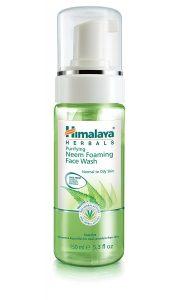 6. Himalaya Herbals Purifying Neem Foaming Face Wash
