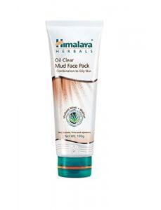 7.Himalaya Herbals Oil Care Mud Face Pack
