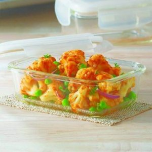 200ml to 500ml Square or Rectangular Containers for Refrigerating