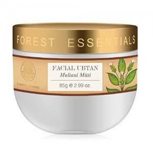 4.Forest Essentials Facial Ubtan Multani Mitti