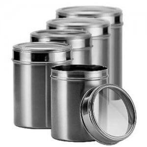 500ml to 1000ml Capacity for Dry Storage