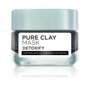 3. L'Oreal Paris Pure Clay Detoxify