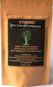 9. Etheric Multani Mitti Powder
