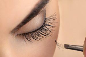 Eyelash Extensions and Waterproof Formulas