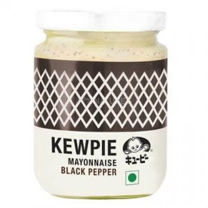 6. Kewpie Mayonnaise Black Pepper