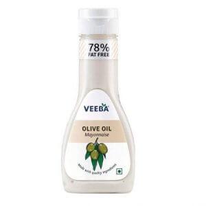 5. Veeba Olive Oil Mayonnaise
