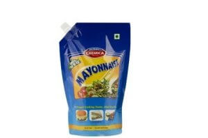 4. Cremica Veg Mayo Squeeze Pouch