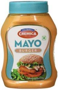 3. Cremica Burger Mayo