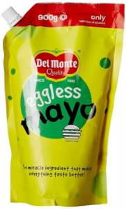 1. Del Monte Eggless Mayo
