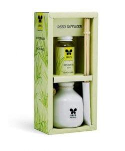 7. Iris Reed Diffuser Lemongrass