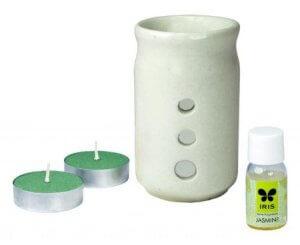 6. Iris Jasmine Fragrance Vaporizer