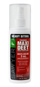 DEET: Highly Effective and Recommended for Adults