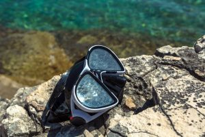 Large, Flat, and Tinted or Mirrored Lenses with UV Protection for the Outdoors