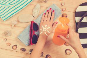 Lighter Formulas for Oily and Sensitive Skin
