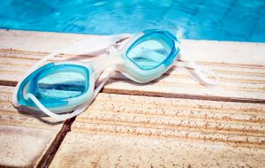 Any Colour, Oval Shaped Lenses for Indoor Use in Pools