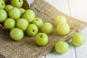 Full of Vitamin C and Minerals, Amla is the Most Effective Ingredient