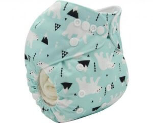 9. Mummamia Cloth Diaper
