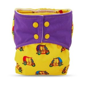 3. A Toddler Thing All-in-One Cloth Diaper