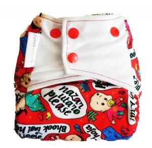 2. superbottoms Reusable Cloth Diaper