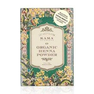 4. Kama Ayurveda Organic Henna Powder