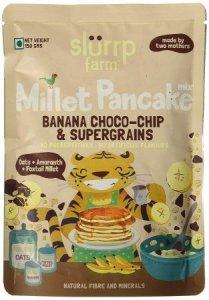 9. Slurrp Farm Millet Pancake Mix