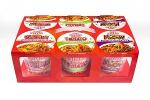 9. Nissin Veg Cup Noodles