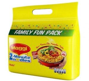1. Maggi 2-Minutes Noodles Masala