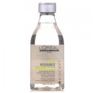 9.L'oreal Professionnel Pure Resource Shampoo