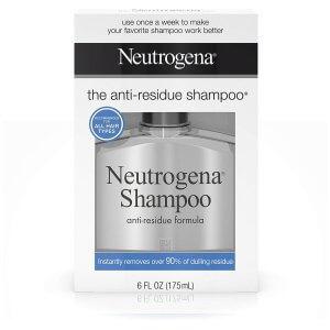 4. Neutrogena Anti-Residue Formula Shampoo