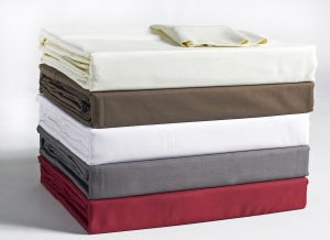 Fitted Sheets Don't Need Ironing, Stay Tucked in, and Save you Time