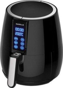 3.Havells Prolife Digi 1230-Watt 4L Air Fryer