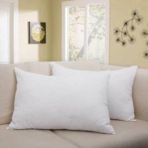 6.Flipkart SmartBuy Plain Bed/Sleeping Pillow
