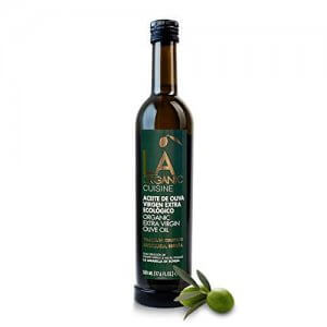 2.LA Organic Cuisine, Extra-Virgin Olive Oil