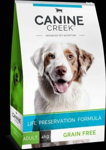 6. Canine Creek Adult Dog Food