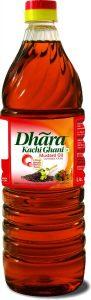 8. Dhara Mustard Oil