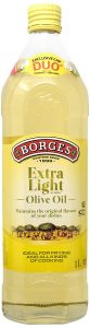 10. Borges Extra-Light Olive Oil