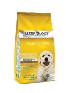 9.Arden Grange Weaning/Puppy Food