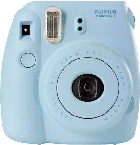 1. Fujifilm Instax Mini 8 Instant Point and Shoot Camera