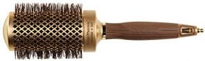 "4. Olivia Garden NanoThermic Ceramic + Ion 2-1/8"" Brush"