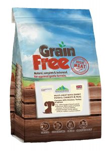 5. Goodness Grain Free Multi Meat Puppy Food