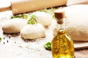 Light or Extra-Light Olive Oil for Baking