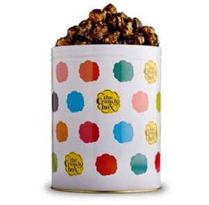 8. The Crunch Box Dark Chocolate Overload