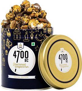 6. 4700BC Nutty Tuxedo Chocolate Gourmet Popcorn