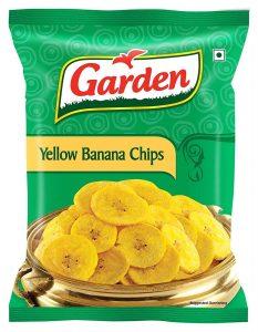 2. Garden Yellow Banana Chips