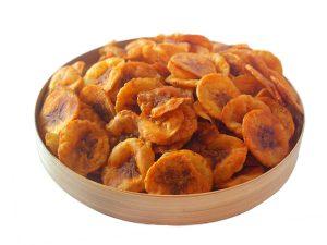 7. Looms & Weaves Fresh Ripened Banana Chips