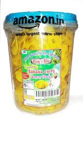 4. King's Bite Fresh Kerala Banana Chips